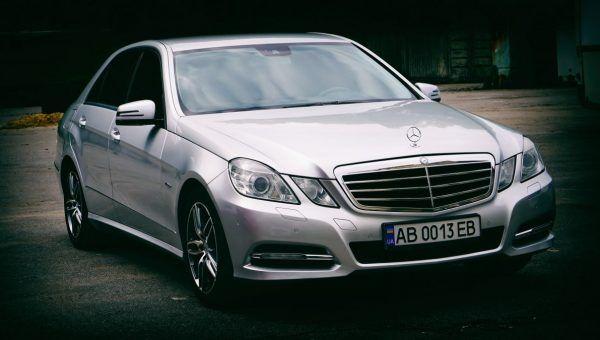 Mercedes-Benz E–Class